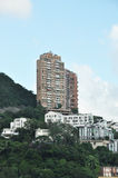 Wysoki kondominium Wzgórze Zdjęcia Royalty Free