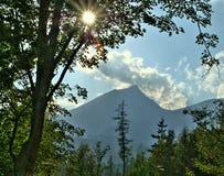 wysoki krajobrazowy tatra Zdjęcia Stock