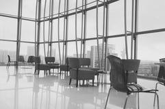 Wysoki podłogowy biuro w Singapur ruchliwie okręgu Fotografia Royalty Free