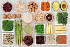 Wysoki - proteinowy ?r?d?o ro?liny jedzenie zdjęcie royalty free