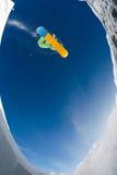 wysoki skok Zdjęcie Royalty Free