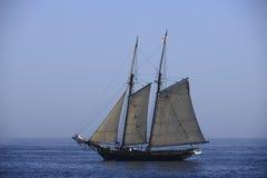 Wysoki statek Zdjęcia Royalty Free