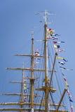 Wysoki statek Fotografia Royalty Free
