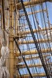 Wysoki statek Zdjęcia Stock