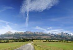 Wysoki Tatras zdjęcia stock