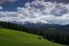 Wysoki Tatrzański Zdjęcie Stock