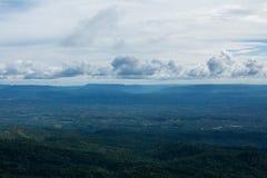 Wysoki widok od góry Fotografia Stock