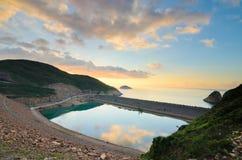 Wysoki wyspa rezerwuar, Hong Kong zdjęcia royalty free