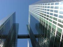 wysoki wzrost budynku. Zdjęcia Stock