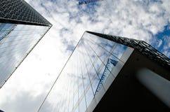 Wysoki wzrosta budynek - Putrajaya, Malezja Zdjęcia Stock