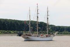 2016 Wysokich statków ras, Antwerp Belgia Zdjęcia Stock