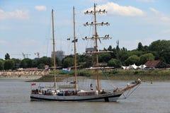 2016 Wysokich statków ras, Antwerp Belgia Fotografia Stock