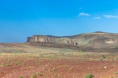 Wysokie atlant góry, Maroko zdjęcie stock