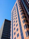 wysokie budynki Obrazy Stock