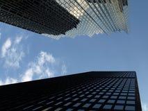 wysokie budynki Zdjęcia Royalty Free