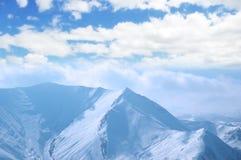 wysokie góry Obraz Stock