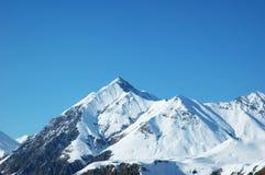wysokie góry Fotografia Royalty Free