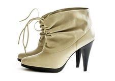 wysokie pięty but pięty Obraz Stock