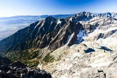 wysokie Slovakia tatras Zdjęcie Royalty Free