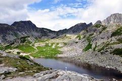 Wysokie Tatras góry Zdjęcia Stock