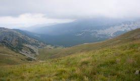 Wysokie Tatras jesieni góry Obraz Stock