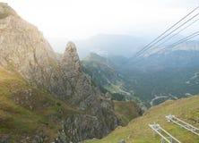 Wysokie Tatras jesieni góry Zdjęcia Royalty Free