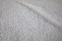 Wysokiego kąta widok śnieżna tekstura fotografia royalty free