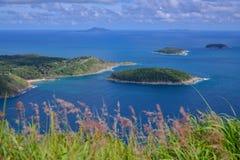 Wysokiego morza widoku punkt Zdjęcie Stock