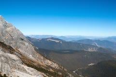 Wysokiej góry pasmo Fotografia Royalty Free