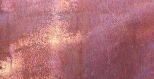 Wysokiej jakości grunge metalu ośniedziała tekstura, tekstura ośniedziały żelazny drzwi, ściana zdjęcie royalty free