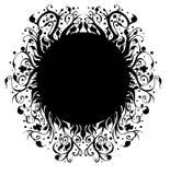 Wysokiej jakości Ilustracyjny magiczny okrąg dla pokryw, tła, tapety royalty ilustracja