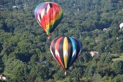 wysokość latająca Fotografia Stock