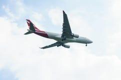 wysokość latająca Fotografia Royalty Free