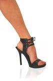 wysokość piętowi buty. Obraz Royalty Free