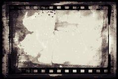 Grunge ekranowa rama z przestrzenią dla teksta lub wizerunku Zdjęcia Stock