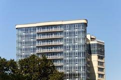 wysoko nowoczesnego wzrost budynku Obraz Stock