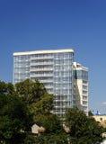 wysoko nowoczesnego wzrost budynku Zdjęcia Stock