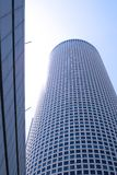 wysoko nowoczesny budynek obrazy royalty free