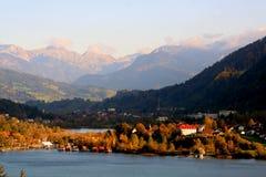 wysokogórska dolina Zdjęcie Royalty Free