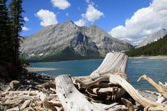 wysokogórski jeziora Obrazy Royalty Free