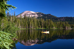 wysokogórski jezioro obrazy royalty free