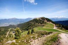 wysokogórski krajobraz zdjęcie stock