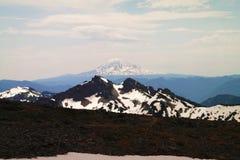 Wysokogórski widok Zdjęcie Royalty Free