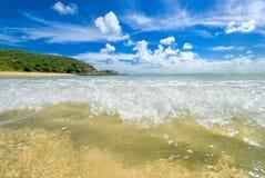wysp jasne wody obrazy stock