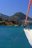 wysp lefkas Zdjęcie Royalty Free