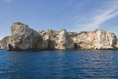 wysp medas Zdjęcia Stock