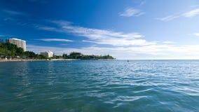 wysp Pacific południe Obraz Royalty Free