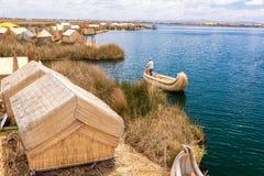 wysp spławowi uros Fotografia Royalty Free
