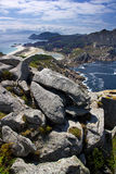 Wyspa Zdjęcie Royalty Free