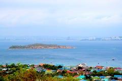 Wyspa obraz stock